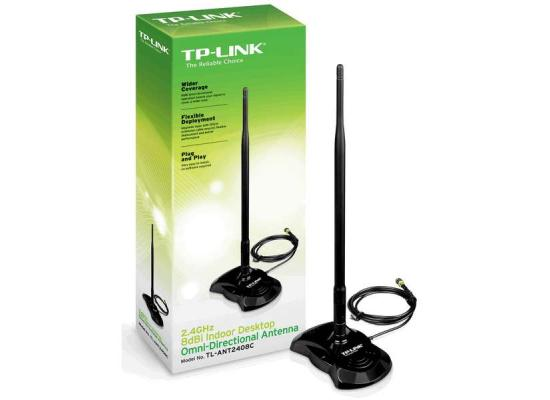TP-Link TL-ANT2408C 2.4GHz 8dBi Indoor  Antenna