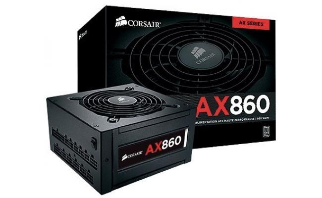 Corsair AX860 860W Full Modular 80PLUS Platinum