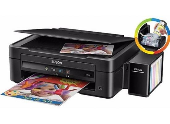 Epson L210 Color InkJet All in One Printer