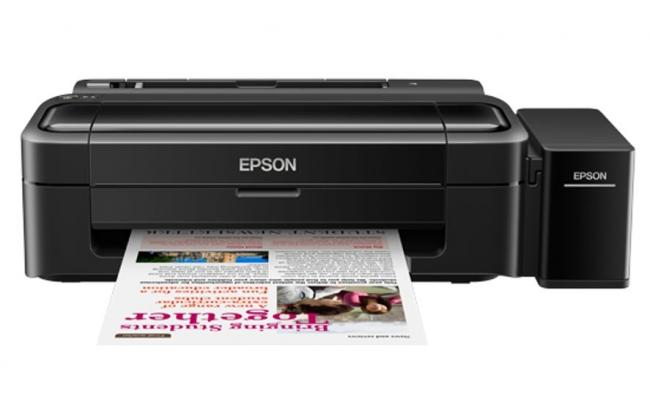 Epson L 130 Color Single Function Inkjet Printer