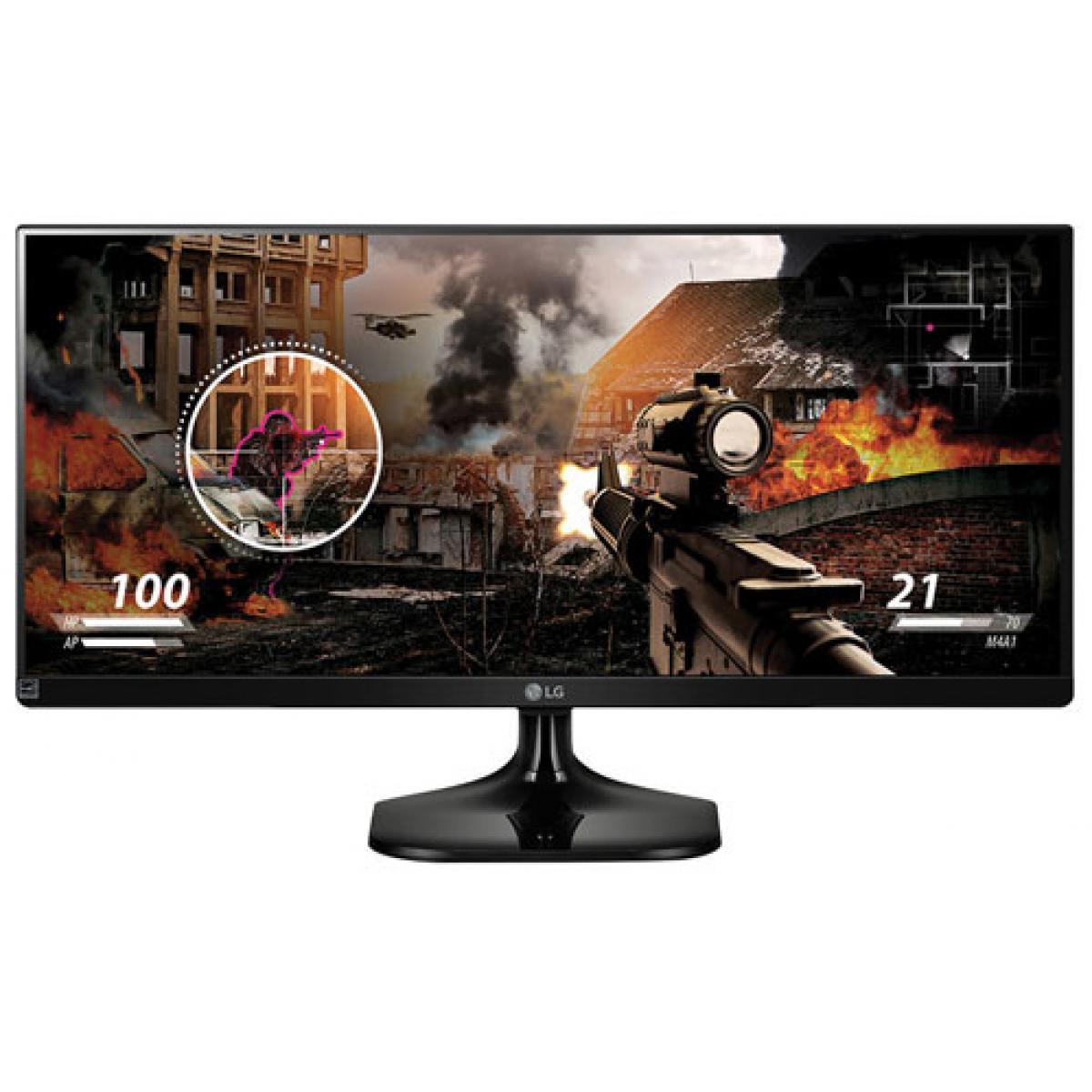 """LG 29UM58-P 29"""" UltraWide 21:9 IPS Full HD LED Monitor"""