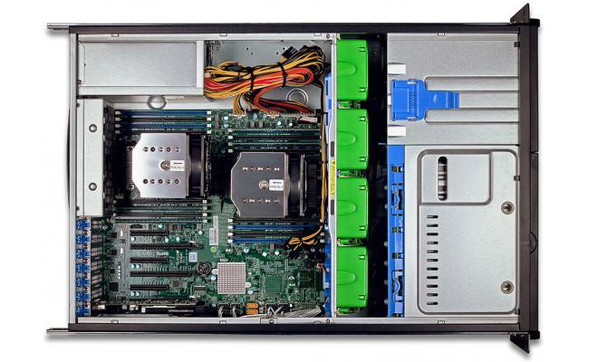 Supermicro SuperWorkstation SYS-7048A-T Dual LGA2011