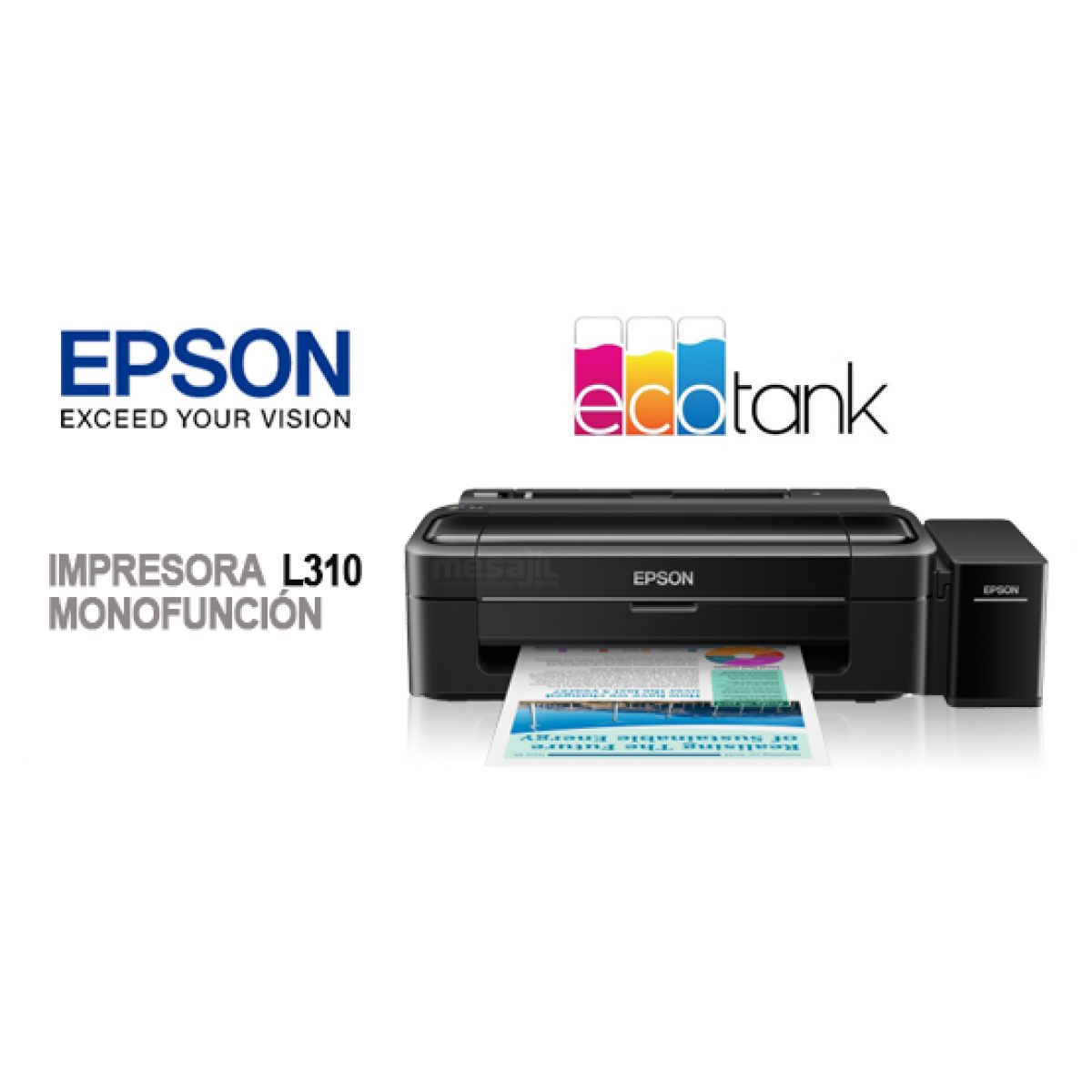 Promo Harga Chipless Epson Workforce Wf7110 Printer And Continuous