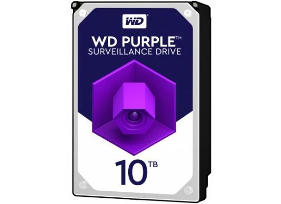 Western Digital Purple 10TB 256MB Hard Drive