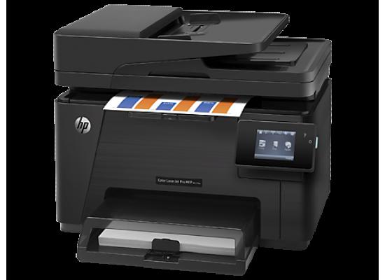 HP LaserJet Pro M177fw Duplex & Wireless Color Printer