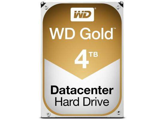 Western Digital Gold 4TB 7200RPM 128MB Enterprise