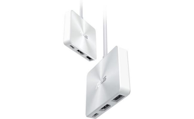 ASUS Mini Dock USB Type-C ( White )