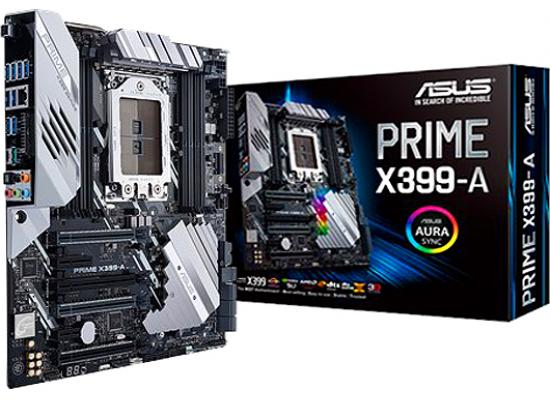 Asus PRIME X399-A AMD X399 Socket TR4 Mainboard