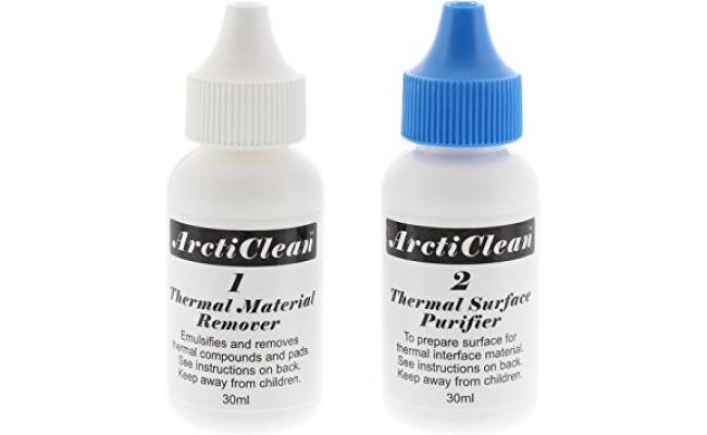 Arctic Silver Clean Thermal Material Cleaner & Surface