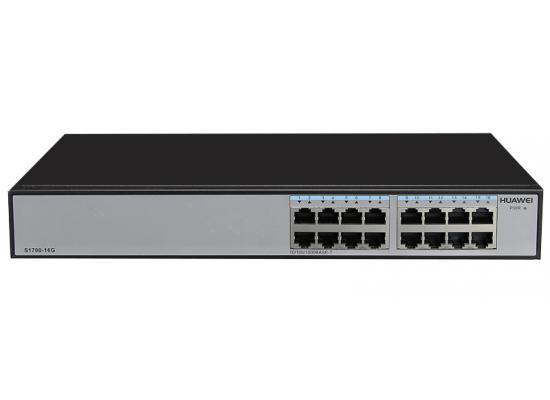 Huawei 16 Port Switch S1700-16G 10/100/1000