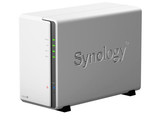 Synology DiskStation DS216J 2-Bay NAS for Home&SOHO