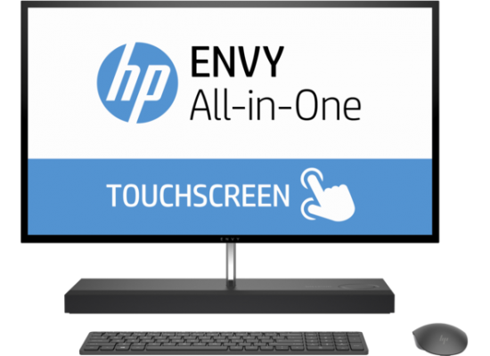 "HP ENVY 27"" 27-b100ne TouchSmart All-in-One Desktop"