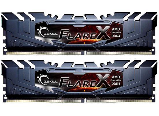 G.SKILL Flare X Series 32GB (2 x 16GB) DDR4 2400Mhz