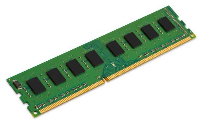 Kingston ValueRAM 4GB DDR4  2400MHz For PC