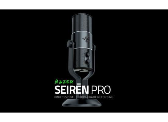 Razer Seiren Pro Elite XLR and USB Digital Microphone