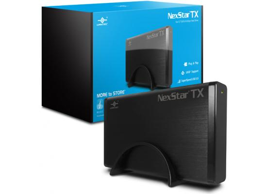 Vantec NexStar TX NST-328S3-BK 3.5 inch USB 3.0