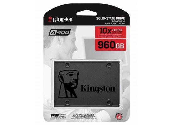 Kingston A400 960GB SATA III Solid State Drive (SSD)