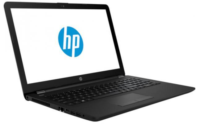 HP 15-bs151ne Notebook PC Intel Core i3 - Black