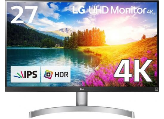 "LG 27UK650 27"" 4K UHD HDR IPS Monitor AMD Freesync"