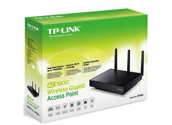 TP-Link AP500 AC1900 Dualband Gigabit AccessPoint