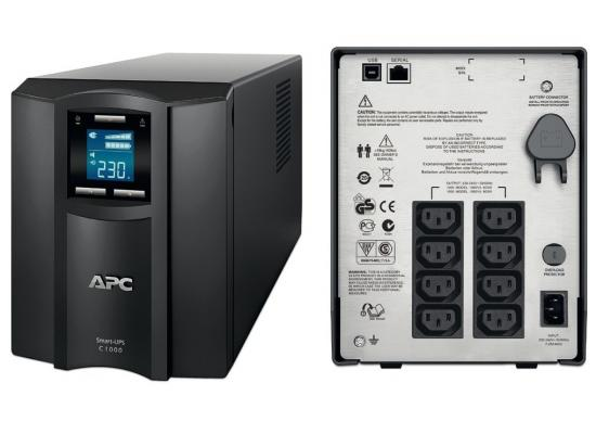 APC SMC1500I Smart-UPS,900 Watts /1500 VA, USB