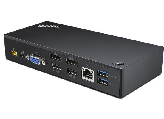 Lenovo 40A90090UK USB 3.0 (3.1 Gen 1) Type-C Dock