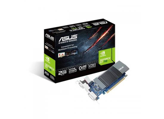 Asus NVIDIA GeForce GT 710 2GB DDR5 Video Card