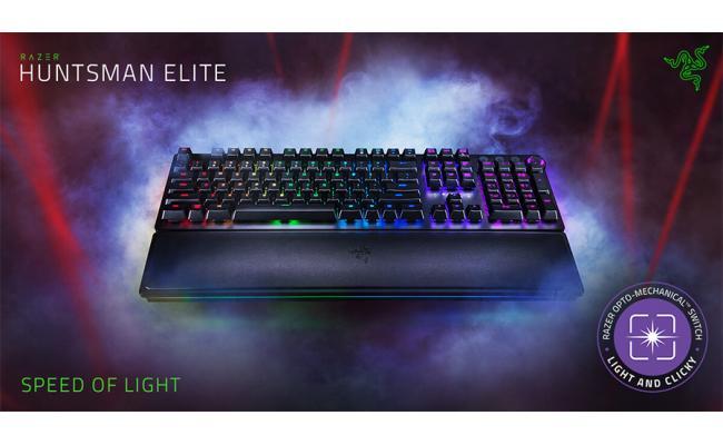 Razer Huntsman Elite Chroma Gaming Keyboard