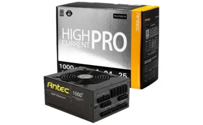 Antec High Current Pro 1000W 80 PLUS PLATINUM