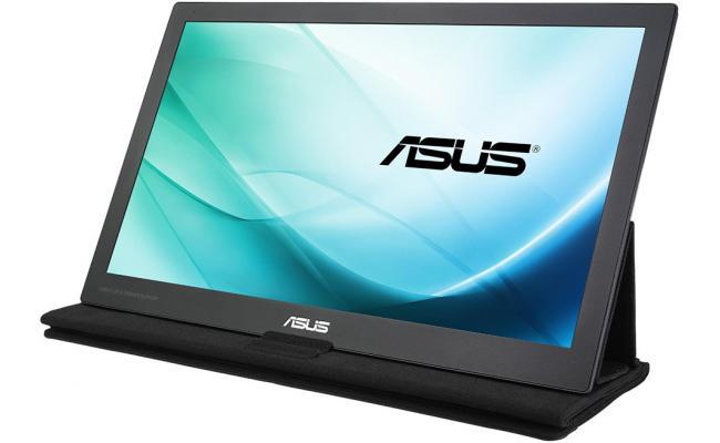"Asus MB169C+ 15.6""  USB Type-C IPS FHD Monitor"