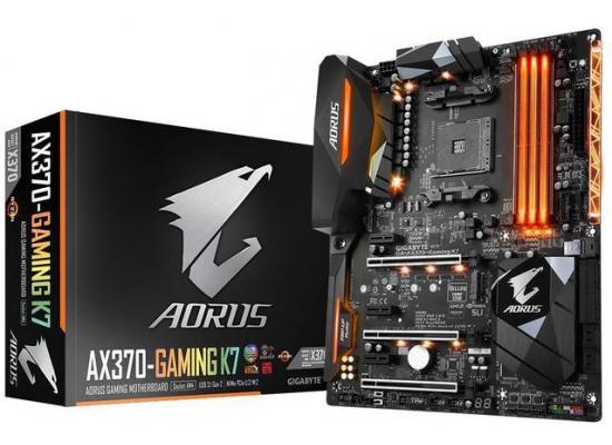 GIGABYTE GA-AX370-GAMING K7  AMD X370 AM4
