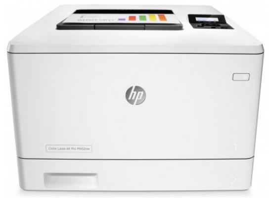 HP Color LaserJet Pro M452DN Duplex & Network