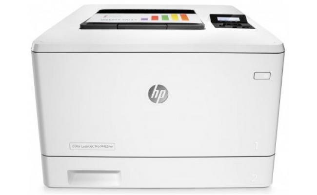 HP Color LaserJet Pro M452DN Duplex & Network