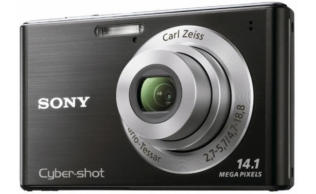Sony Cyber-Shot DSC-W550 14.1 MP Digital Camera