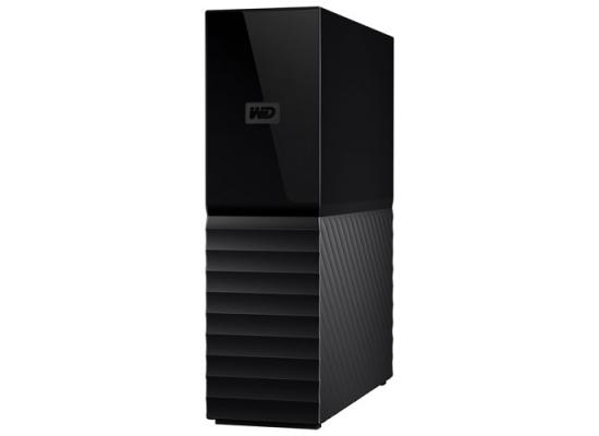 WD My Book 8TB USB 3.0 Desktop Hard Drive
