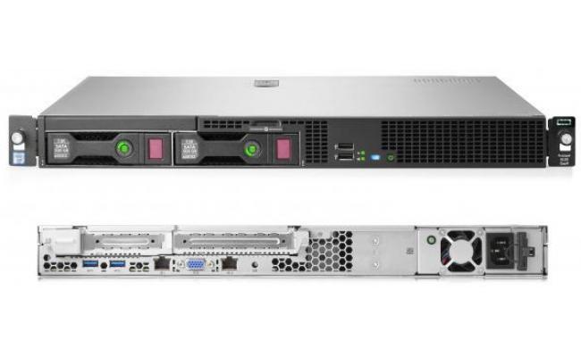 HP ProLiant DL20 Gen9 E3-1230v5 Rack Server