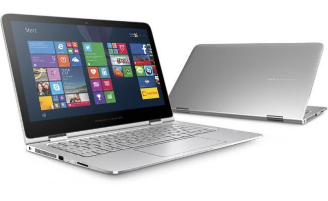 HP Spectre x360 13-ac001ne Core i7 7th Generation