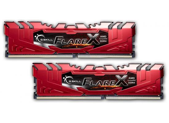 G.SKILL Flare X Series 16GB (2 x 8GB) DDR4 2400Mhz