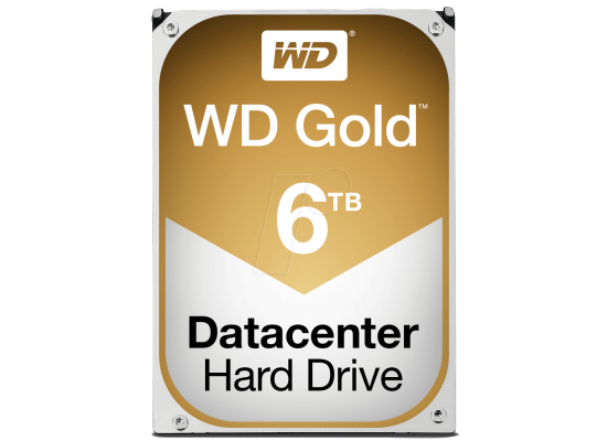 Western Digital Gold 6TB 7200RPM 128MB Enterprise
