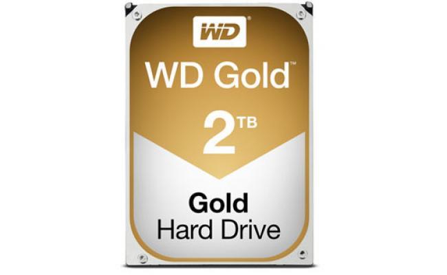 Western Digital Gold 2TB 7200RPM 128MB Enterprise