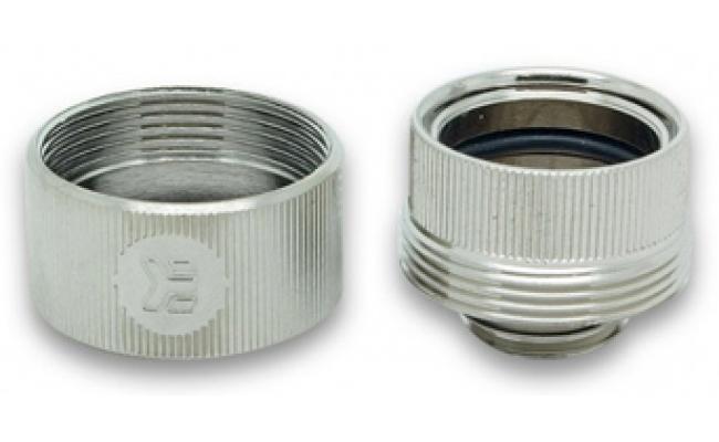 EK-HDC Fitting 16mm G1/4 - Nickel