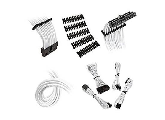 Bitfenix Alchemy 2.0 Extension Cable Kit - White