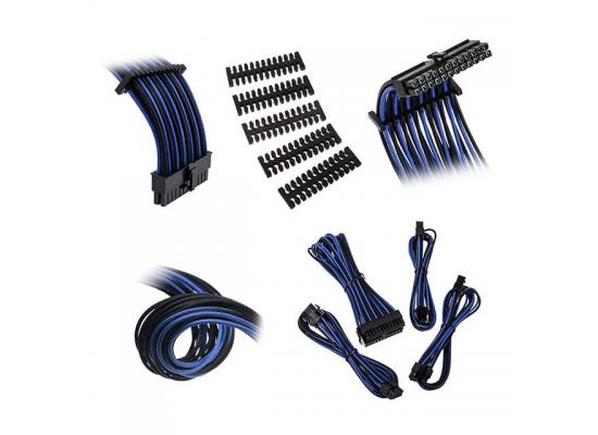 Bitfenix Alchemy 2.0 Extension Cable Kit - Black/ Blue