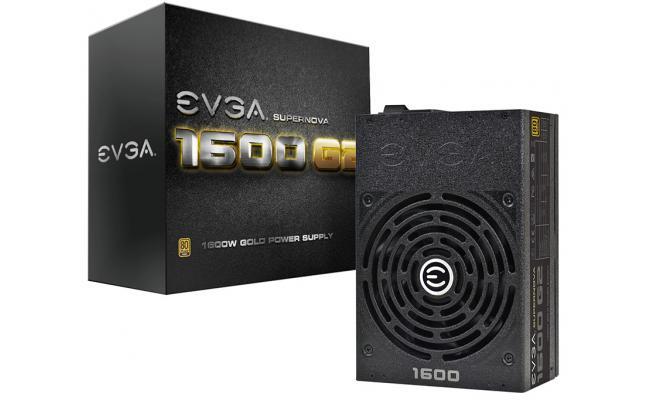 EVGA SuperNOVA G2 120-G2-1600-X1 1600W 80+ Gold