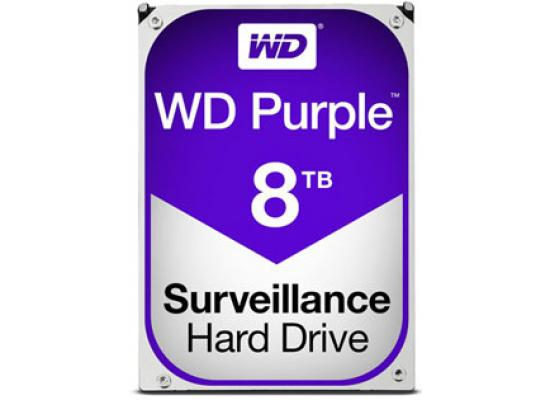 Western Digital Purple 8TB IntelliPower Hard Drive