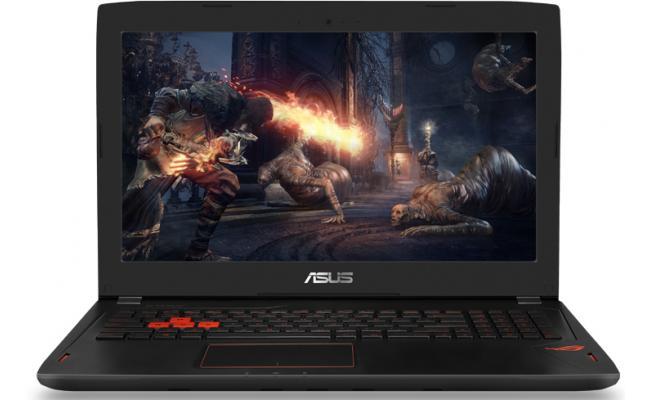 Asus ROG GL502VM-DS74 Nvidia 1060GTX 7Gen Core I7