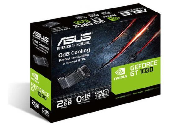 ASUS GeForce GT 1030 Passive 2GB GDDR5