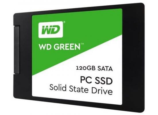 WD Green 120GB 2.5 inch SATA3 SSD ( Solid State Drive )