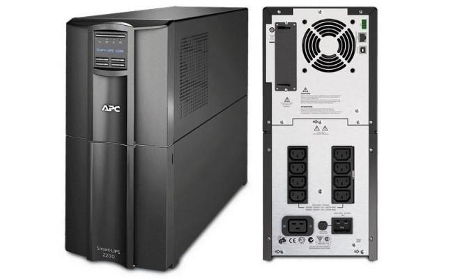 APC Smart-UPS 2200VA with LCD, 3 Years Warranty