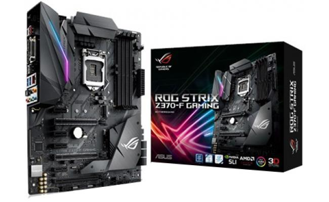 Asus STRIX Z370-F GAMING Intel Z370 ATX Motherboard